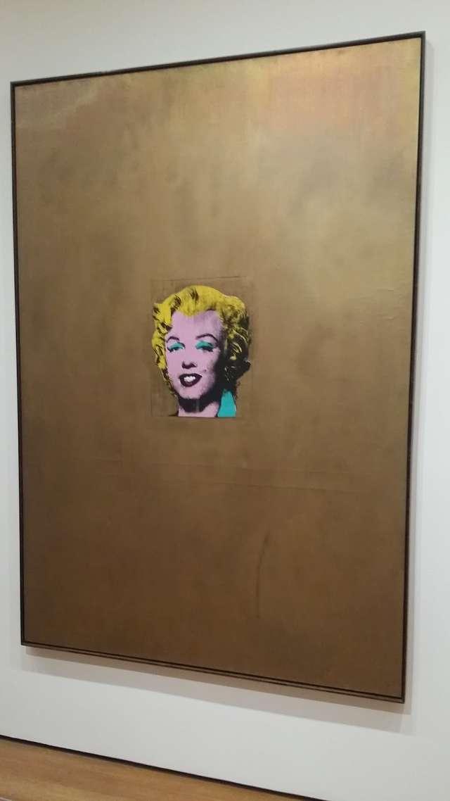 Jeszcze jedna Marylin Monroe Andy Warhola