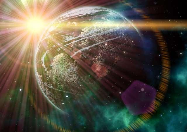 Kosmiczne wiadomości - full image