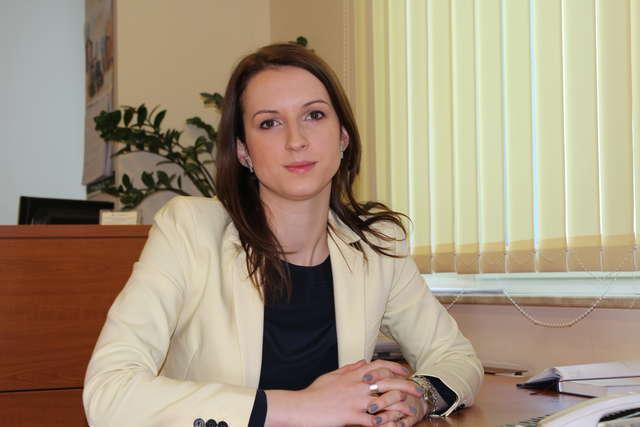 Martyna Zygo, specjalista ds. nieruchomości w Grupie ARBET - full image