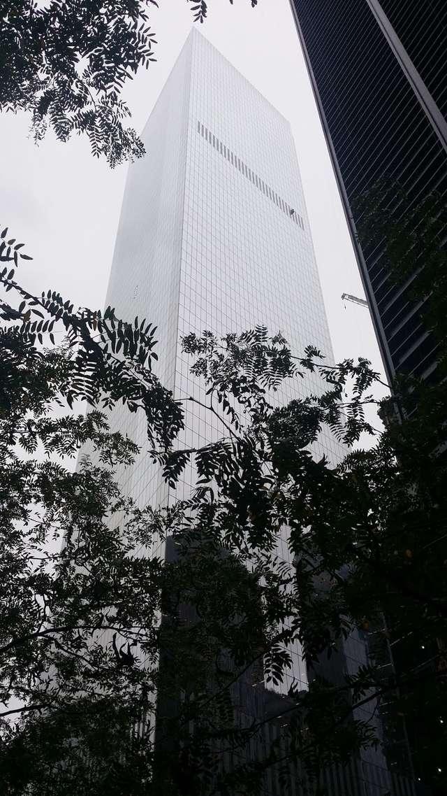 Strefa Zero (Ground Zero), czyli miejsce po Word Trade Center