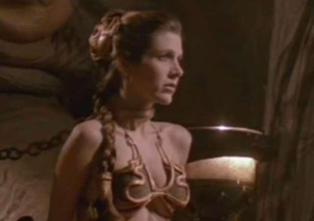Strój księżniczki Leii sprzedany za 96 tysięcy dolarów - full image