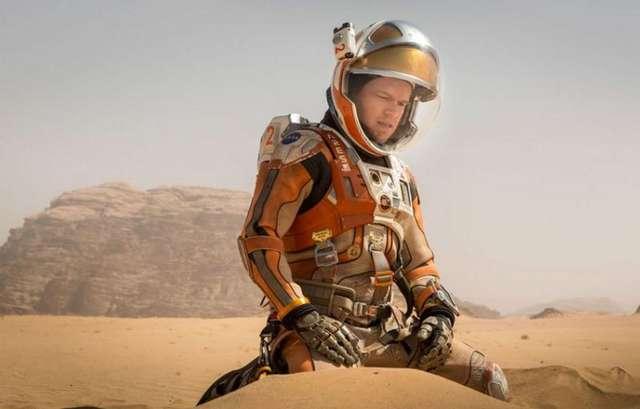 Ekspedycja na Marsa lub walka z ciężką chorobą. Filmowe premiery i bilety do zdobycia - full image