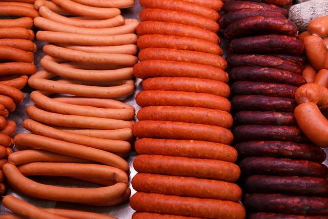 Przetworzone mięso tak samo szkodliwe jak papierosy i azbest? - full image