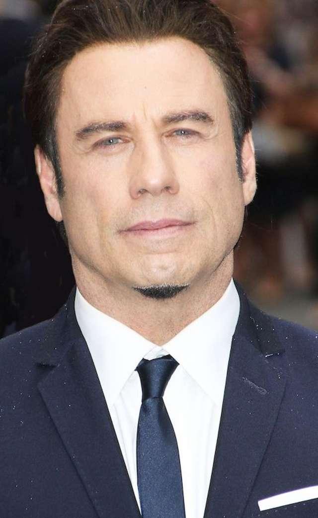 John Travolta o pasji latania i najbliższych projektach - full image