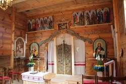 Konsekracja cerkwi Opieki Przenajświętszej Bogurodzicy w Godkowie