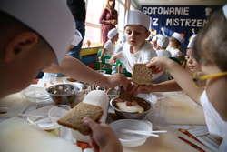 Zdrowy przedszkolak wie co je! Warsztaty edukacyjne dla najmłodszych
