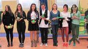 Srebrno– zielone święto Publicznego Gimnazjum w Rynie