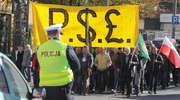 Protest rolników i blokada w centrum Olsztyna [ZDJĘCIA i FILM]