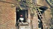 W pożarze domu zginęło rodzeństwo