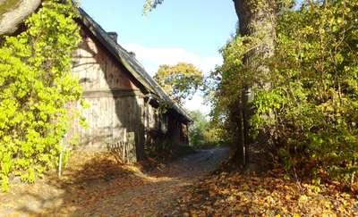 Rowerowa obwodnica Olsztyna (8): Olsztyn (Jagiellońska) - most Smętka - jezioro Ukiel
