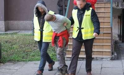 33-letni mężczyzna trafił do policyjnej celi
