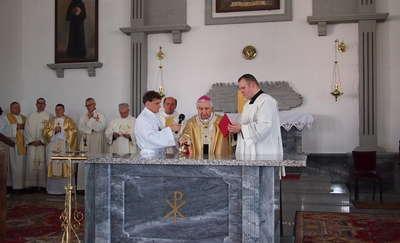 Arcybiskup poświęcił nidzicki kościół