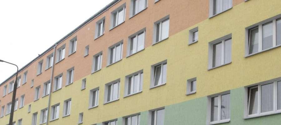 Kolorowe bloki podobają się mieszkańcom olsztyńskich osiedli