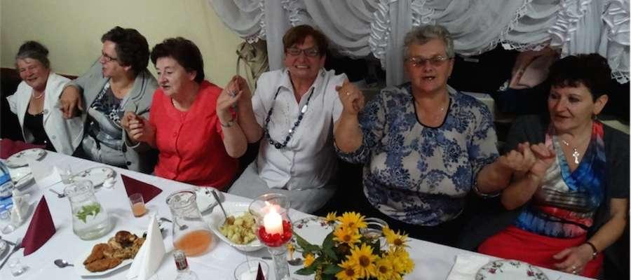 Na imprezie w Brzoziu Lubawskim wszyscy dobrze się bawili