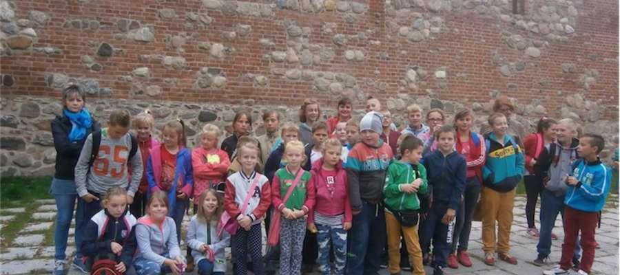 Uczniowie ze Zwiniarza byli w Grunwaldzie