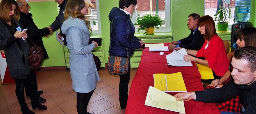 W Płońsku frekwencja wyborcza była bliska 49 proc.