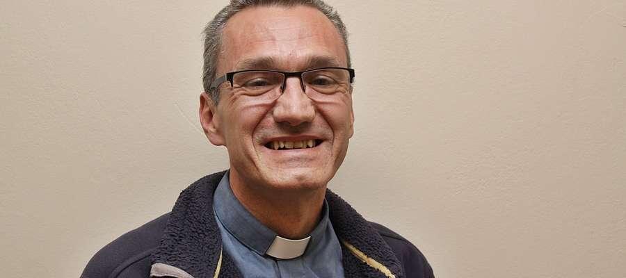 Ksiądz Bogdan Zalewski