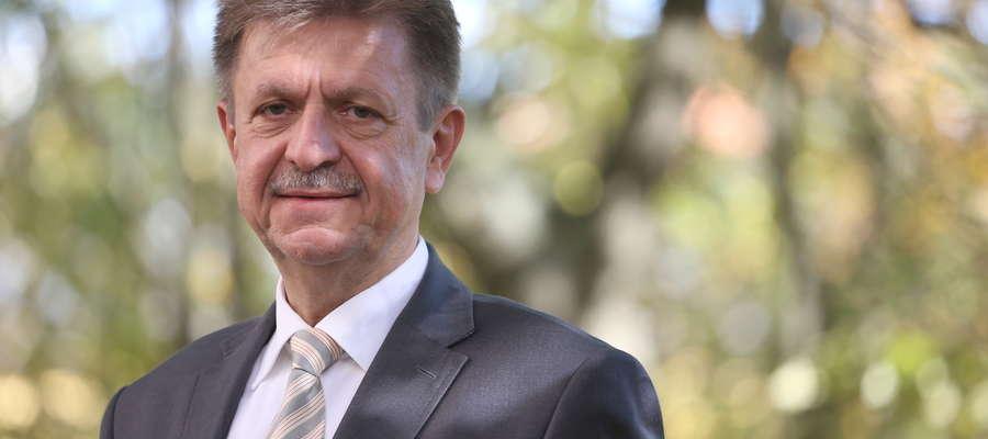 Ryszard Wasiński, dyrektor Departamentu Zdrowia Urzędu Marszałkowskiego w Olsztynie podkreśla, że profilaktyka jest skutecznym lekiem