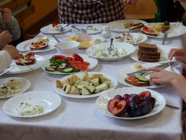 Śniadanie dało moc – w Węgorzewie - full image