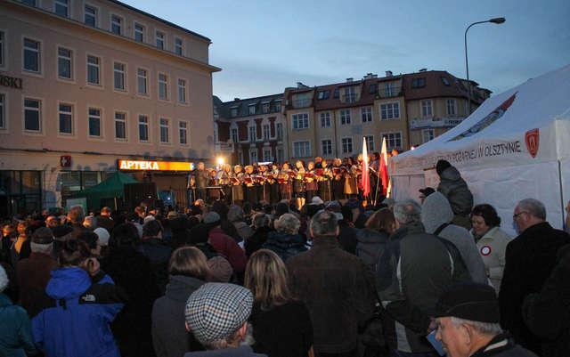 VI Powiatowa Wigilia Święta Niepodległości - full image