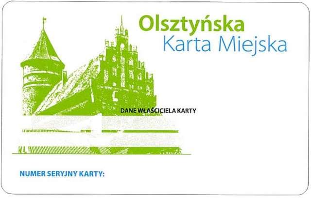 Olsztyński ZDZiT zachęca do karty miejskiej - full image