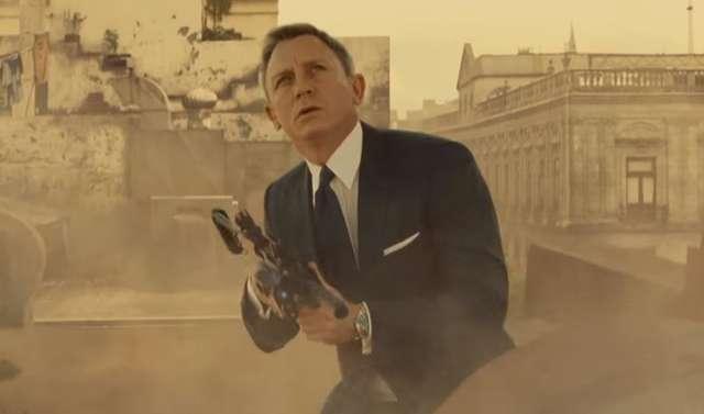 Spectre - Bond 24 - w kinach od 6 listopada! - full image