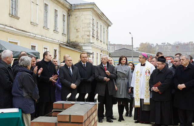 We Lwowie będzie Dom Polski - full image