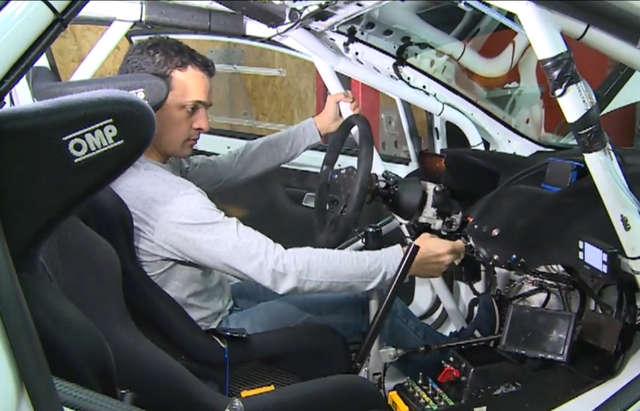 Fiesta Proto - polska rajdówka, którą z powodzeniem ściga się Bryan Bouffier - full image