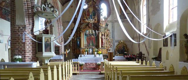 Sanktuarium bł. Doroty w Mątowach Wielkich  - full image