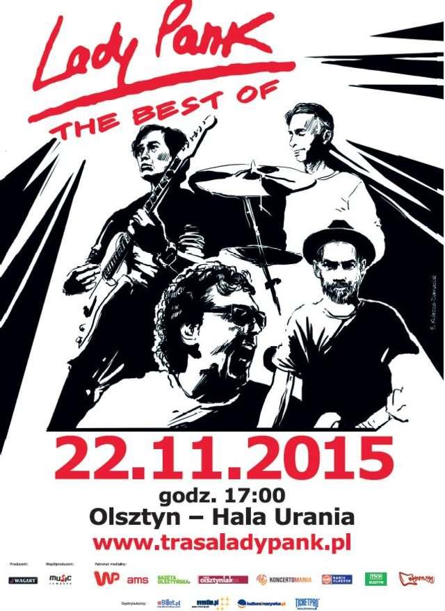 Lady Pank THE BEST OF w Olsztynie - full image