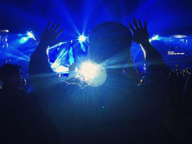 Plenerowy festiwal muzyki elektronicznej LOCAL WARMING! - full image