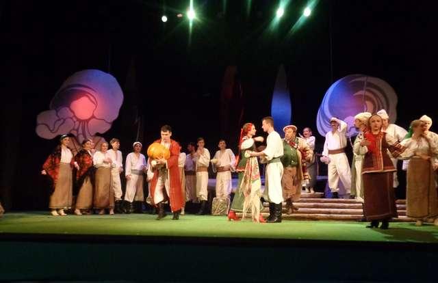 Podwójny jubileusz teatru ukraińskiego w Olsztynie  - full image
