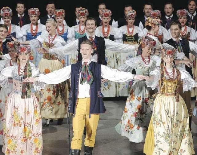 Polskie pieśni i tańce - full image