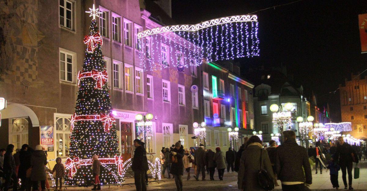 Świąteczna lista... imprez w Olsztynie