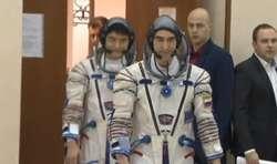 Ćwiczenia astronautów przed grudniową misją na ISS