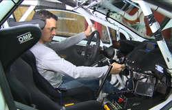 Fiesta Proto - polska rajdówka, którą z powodzeniem ściga się Bryan Bouffier