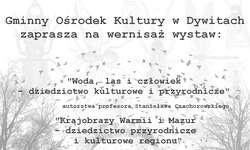 Wernisaż rozpocznie wykład prof. Stanisława Czachorowskiego.