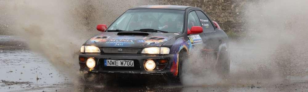Błoto, spaliny i warkot silnika, czyli 8. runda Milano Rally Sprint w Ornecie [ZDJĘCIA]