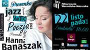 Koncert Hanny Banaszak w olsztyńskiej filharmonii