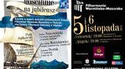 Koncert filharmoników warmińsko-mazurskich w Olsztynie i Gdańsku