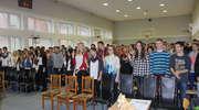 Ślubowanie pierwszoklasistów w ZSZ nr 1 [zdjęcia]