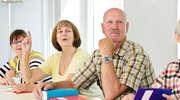 Student emeryt ma coraz większe ambicje