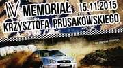 Memoriał Krzysztofa Prusakowskiego po raz czwarty