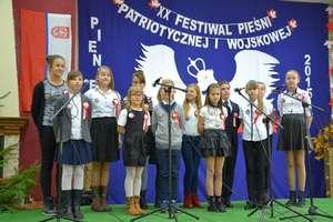 XXII Festiwal Pieśni Patriotycznej i Wojskowej w Pieniężnie