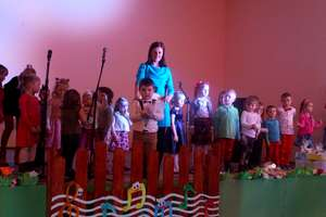 I Gminny Przegląd Piosenki Przedszkolnej w Baniach Mazurskich