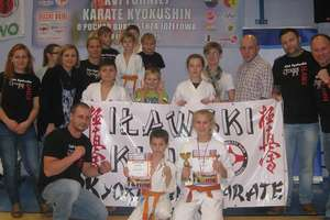 """""""Mordercze"""" eliminacje, do czterech razy sztuka — tak walczą karatecy z Iławy"""