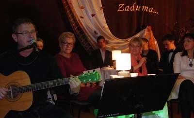 Jesienny koncert w GOK Laseczno, dedykowany kolegom, którzy odeszli...