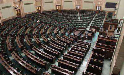 Sejmowe ławy nie dla mieszkańców powiatu kętrzyńskiego