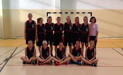 Mistrzostwa Powiatu w koszykówce dziewcząt szkół gimnazjalnych