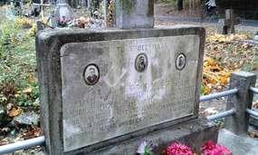 Cmentarz w Orzyszu